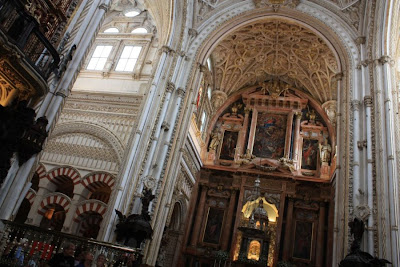 Cathedral of Córdoba in Spain