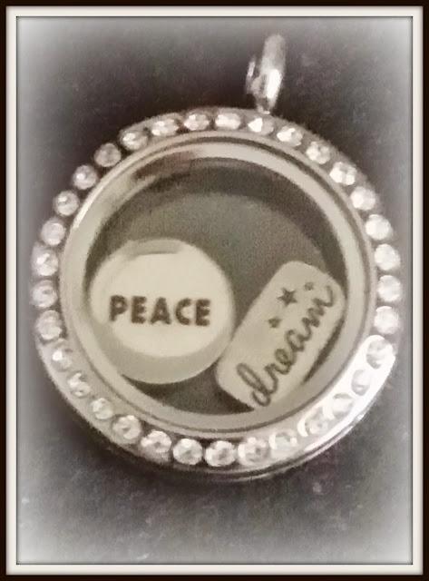 Spirit Locket Peace & Dream