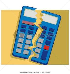 Calculadora Quebrada