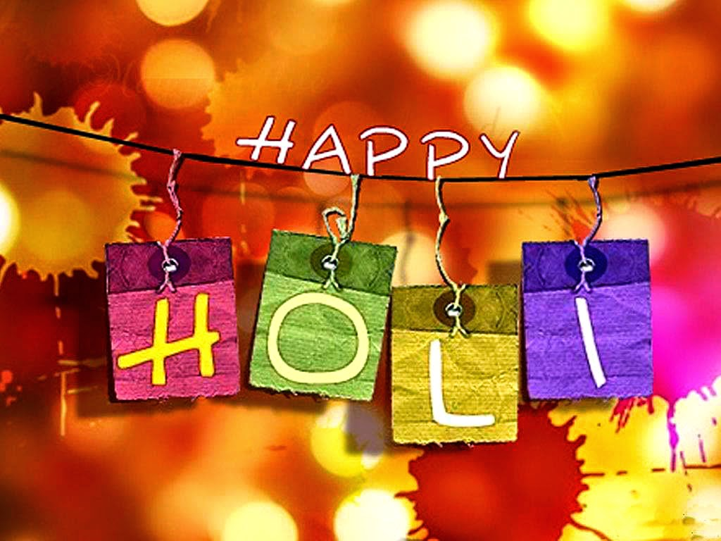 Happy Holi 2015 Wallpapers Download