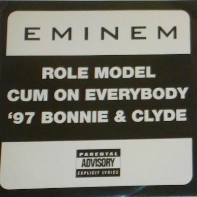 Eminem – Role Model / Cum On Everybody / '97 Bonnie & Clyde (Promo VLS) (1999) (FLAC + 320 kbps)