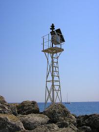Feu de Loimokathartiriou (Rhodes, Grèce)