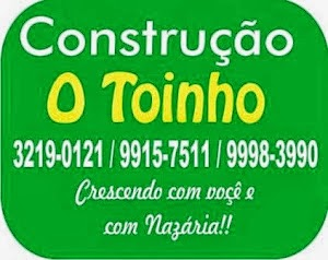 TOINHO CONSTRÇÕES