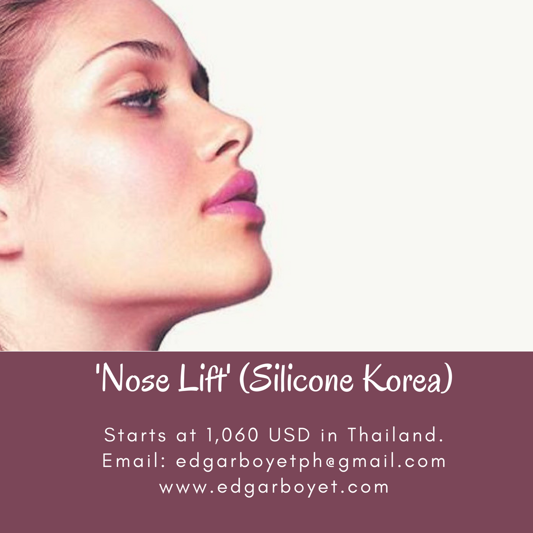 Nose Augmentation 'Nose Job' Thailand