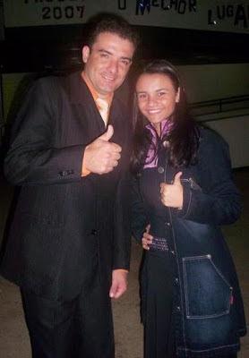 Pastor Tercio e Cantora Francielle Miranda