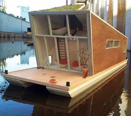 yuzen ev, floating house, orsyachtdesign, oyd, tuzVbiber, saltXpepper, design, architecture