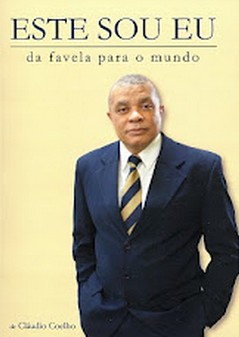 """Este sou eu"" -  Livro que tive a honra de fazer a capa."