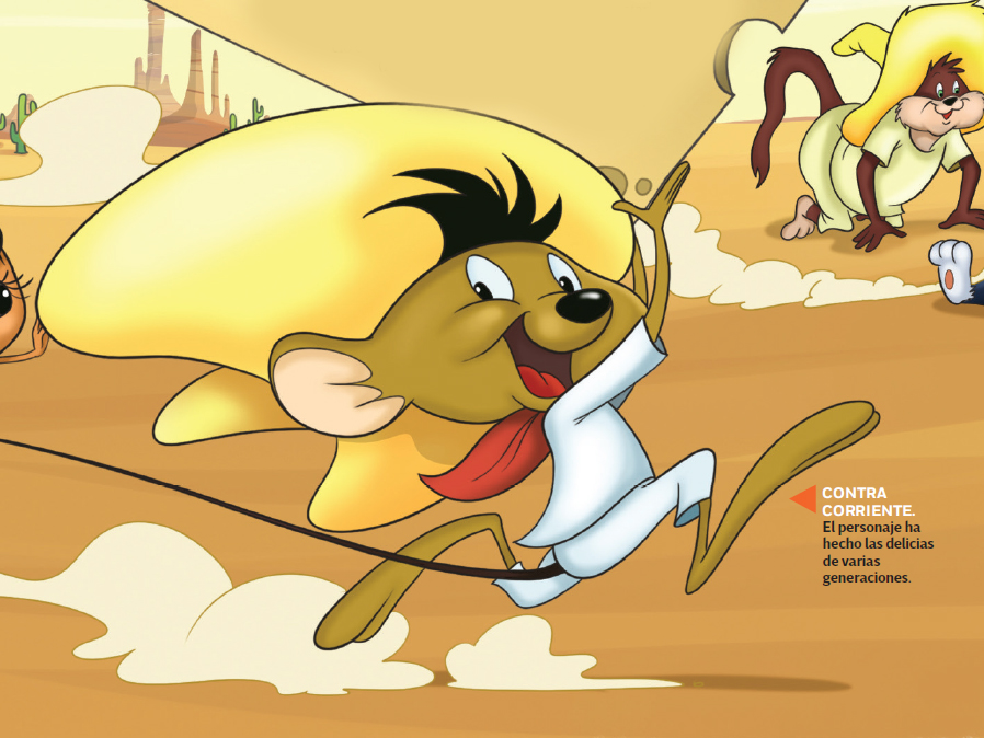 cinemaspod speedy gonzales cumple 60 a241os