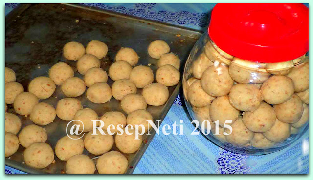 Peanuts cookies recipe or skippy at kusNeti kitchen 2015