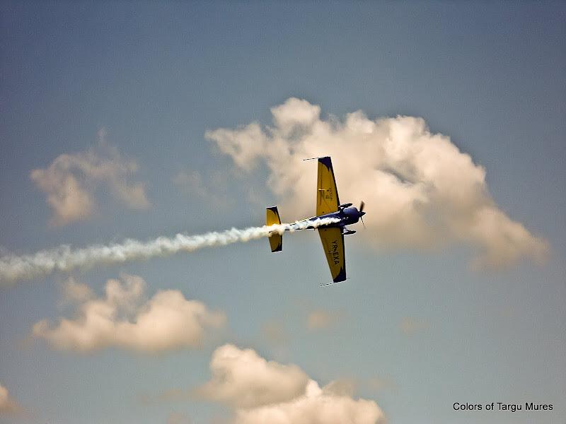 Aeroclubul Targu Mures, Targu Mures, Summer, Sky, Sky is not the limit