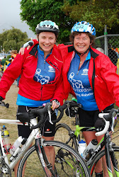 Round Taupo 2009 under Novo Nordisk colours