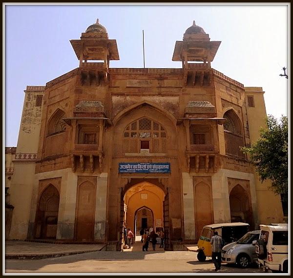 Akbar The Great Palace ABHIPRAI: November 201...
