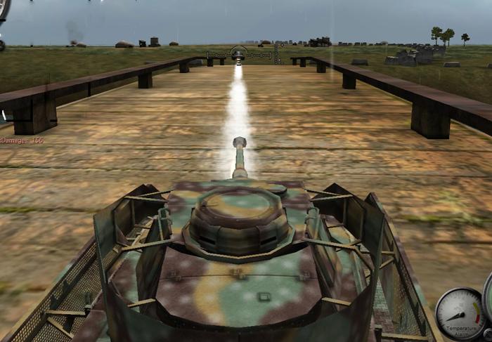 Tank Savaşıyor Oyunu