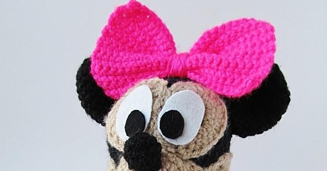 Crochet Pattern Owl Amigurumi : {Amigurumi Minnie Mouse} - Little Things Blogged