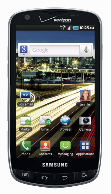 User Manual Samsung Droid Charge SCH I510