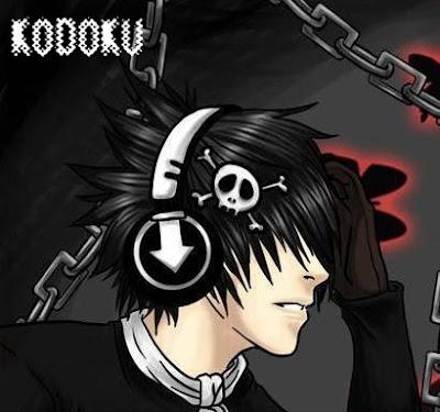 Gambar Emo Musik