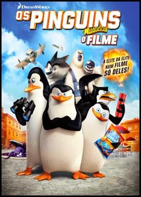 Download Os Pinguins de Madagascar - Dublado