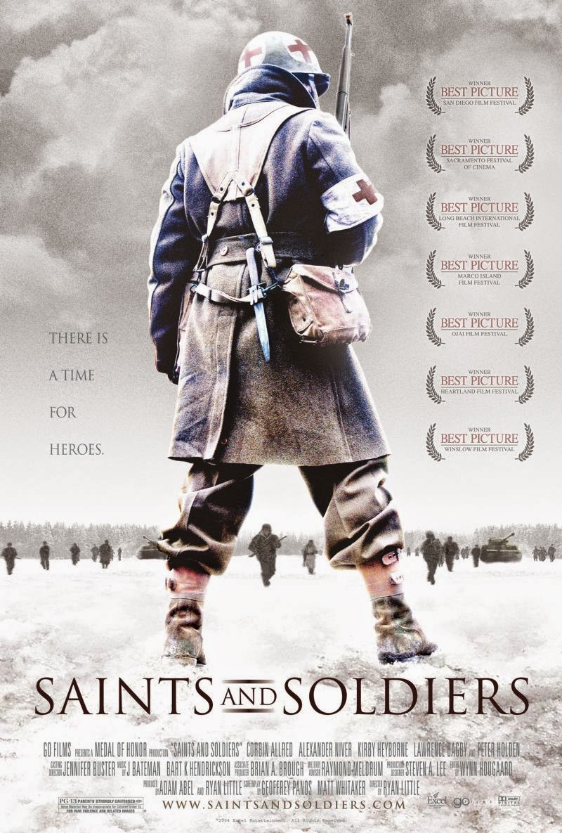 Santos y soldados (Saints and Soldiers)