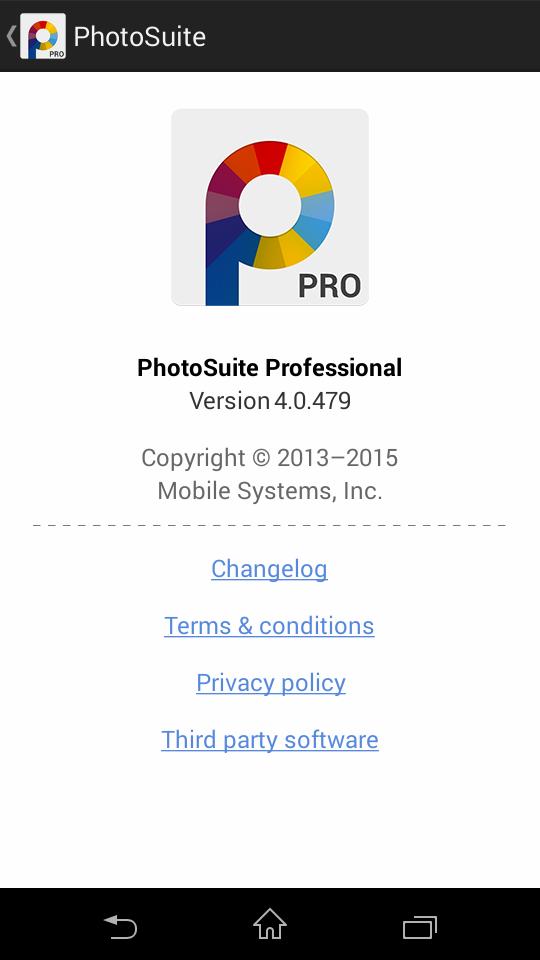 PhotoSuite 4 Pro APk Terbaru
