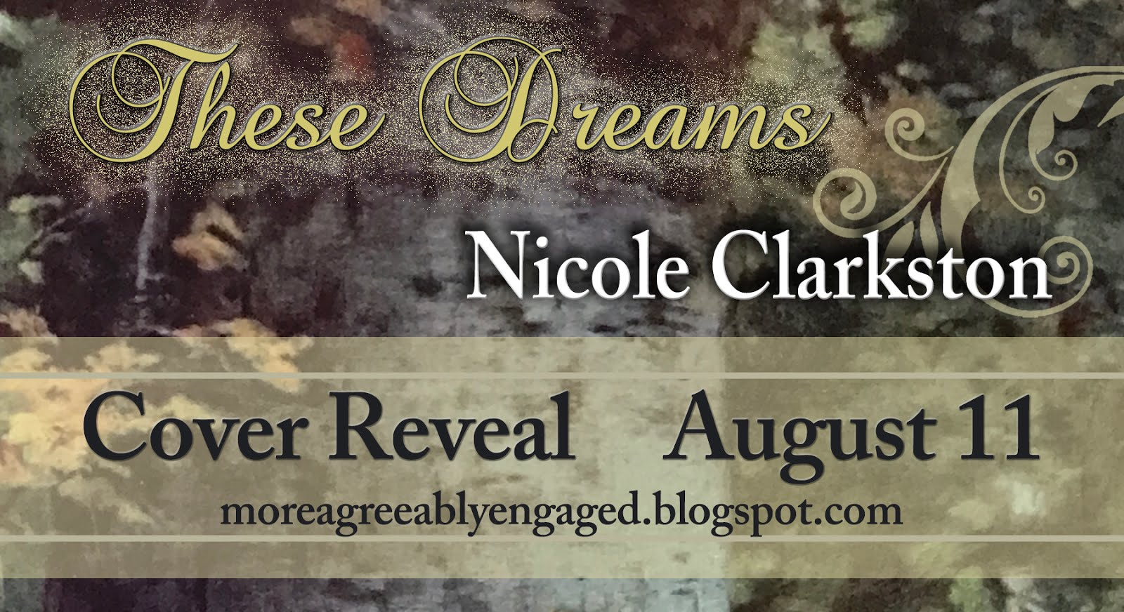 These Dreams Cover Reveal
