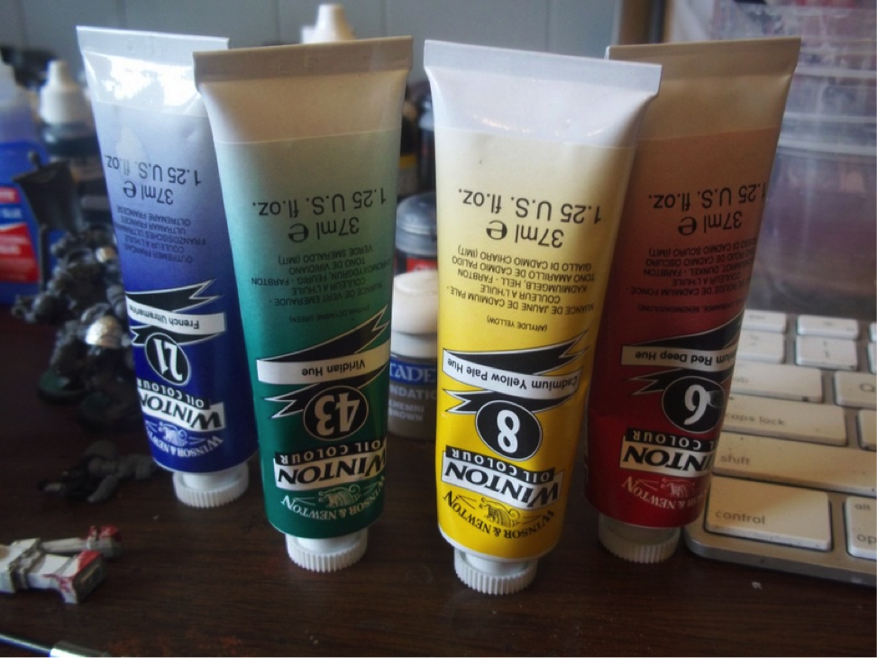 Things You Can Use To Dilute Oil Paint