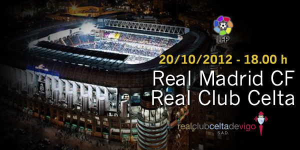 Real Madrid Vs Celta Vigo Em Vivo