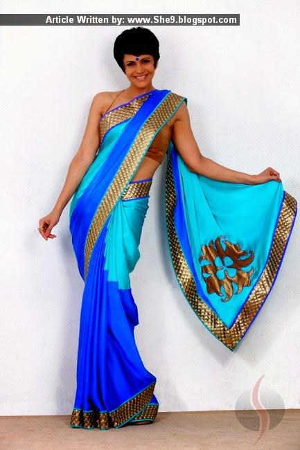 Mandira Bedi Sarees