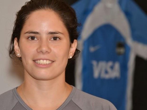 Guadalupe Delgado fue convocada nuevamente al seleccionado nacional de rugby femenino