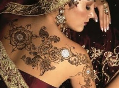 Latest Dulhan Mehndi Designs %2BPhotos11 Lovely Mehndi Designs