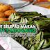 Maut Lepas Makan Pulut Panggang Bazar Ramadhan