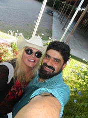 Silvia Ramos de Barton y Karim Mussi Saffie