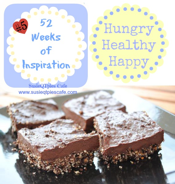 Healthy chocolate fudge brownies