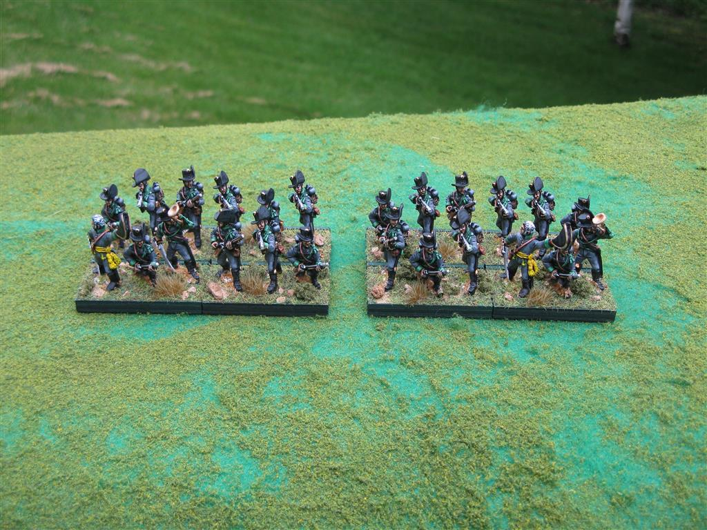 Napoleonic 28mm Wargames 28mm Austrian Napoleonic