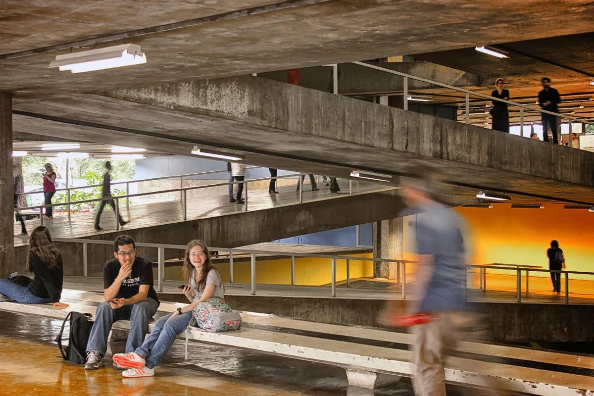 Facultad de arquitectura y urbanismo de la universidad de for Facultad arquitectura