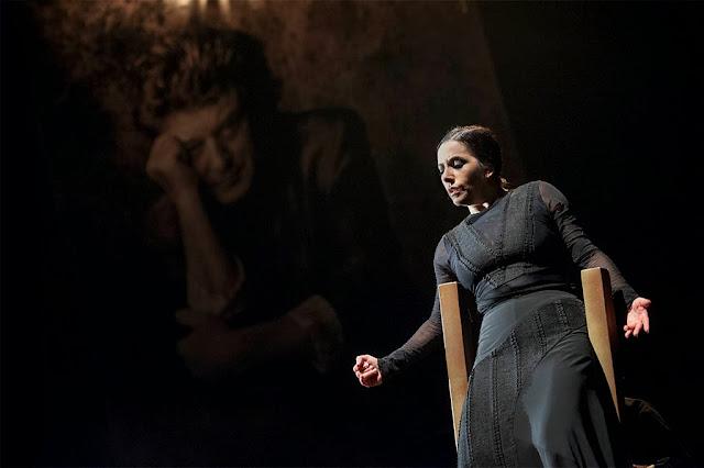 Eva Yerbabuena - Teatro-Circo Price (Madrid) - 17/1/2014
