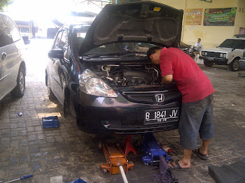 service idle speed control
