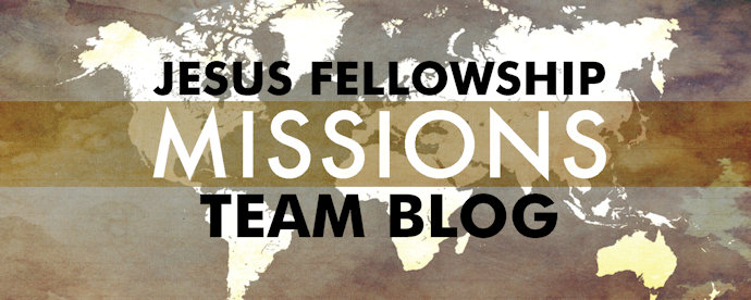 Jesus Fellowship Mission Blog