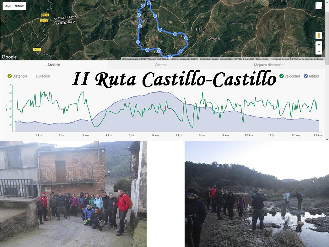 II Ruta Castillo-Castillo