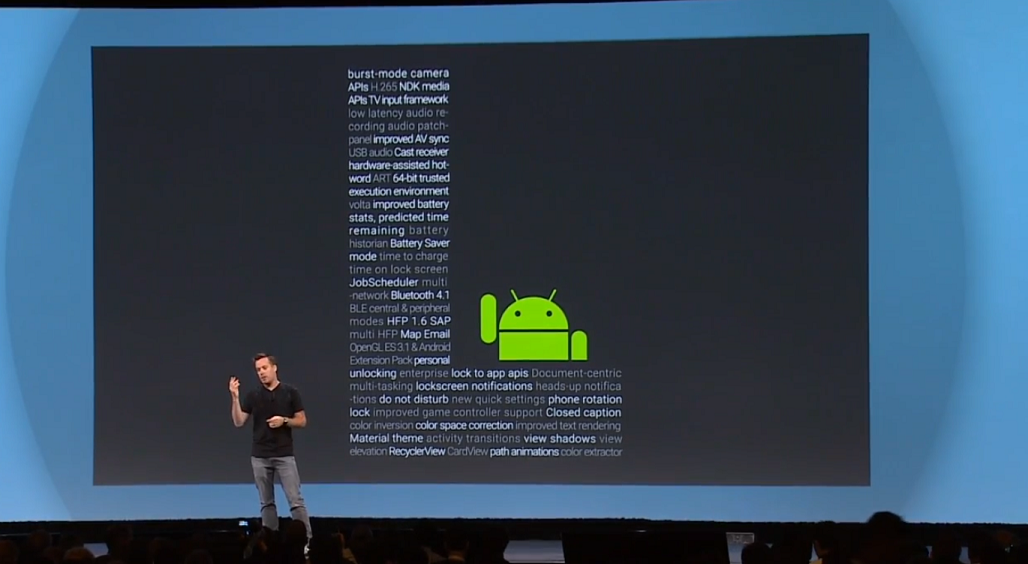 Android L demo