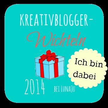 Blogger Wichteln - Ich bin dabei!