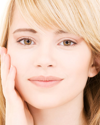 Step to perfect skin,