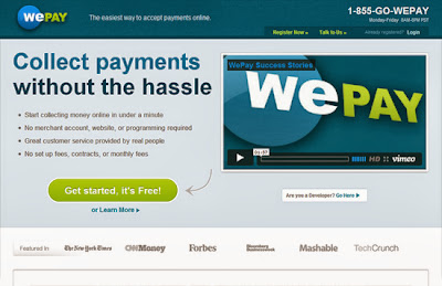 Wepay payment gateway