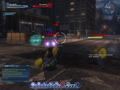 DC Universe Online - Gotham City