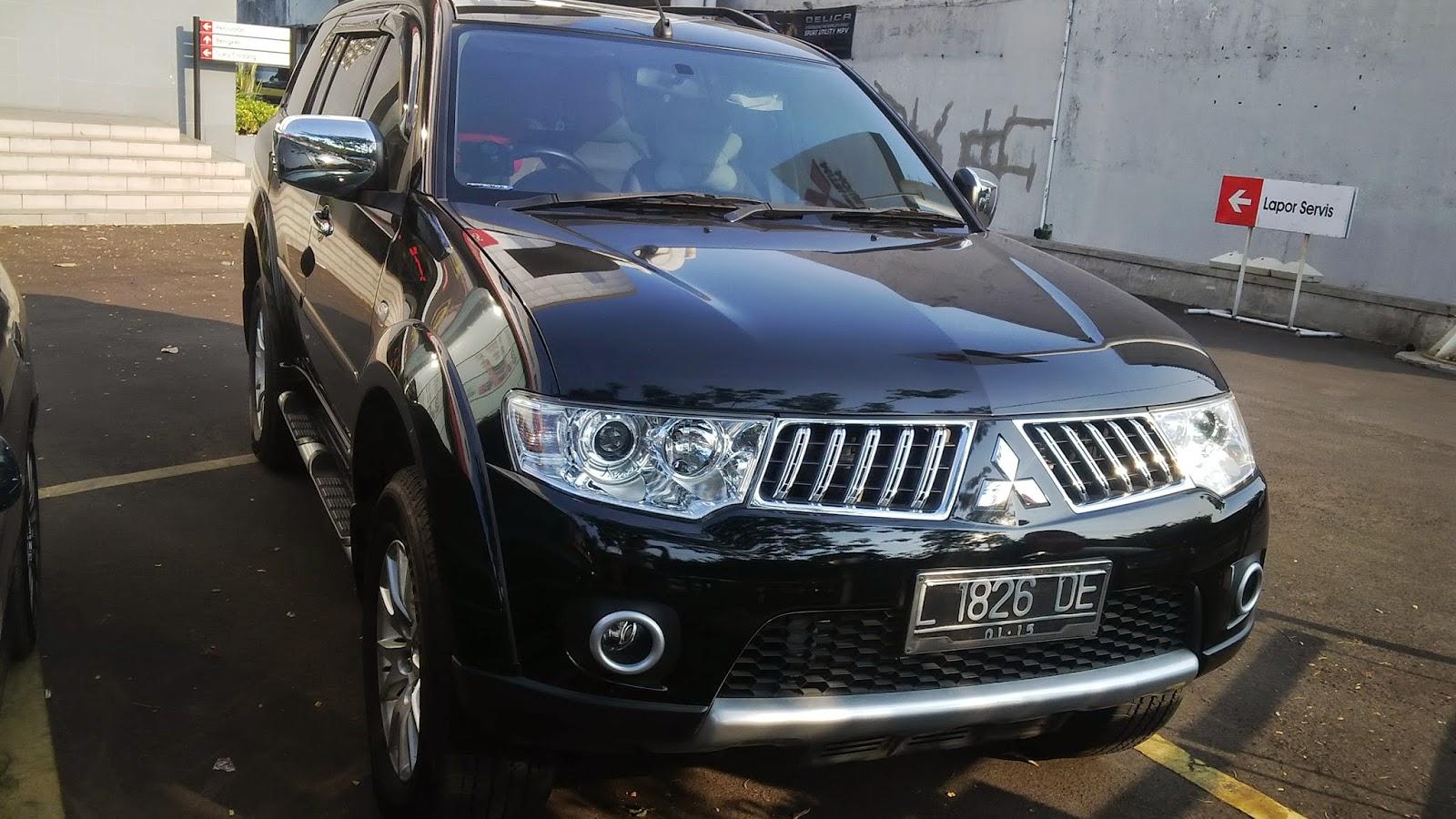 Dijual Mitsubishi Pajero Sport Exceed 2009 Mulus Terawat