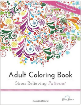 Coloring Book Stress Relieving Patterns And Detailed Designs Beautiful Volume 28 They Both Had Nice Thick Paper So Nothing Bled Through