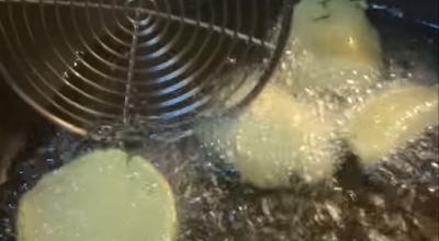 Ricetta Pringles fatti in casa