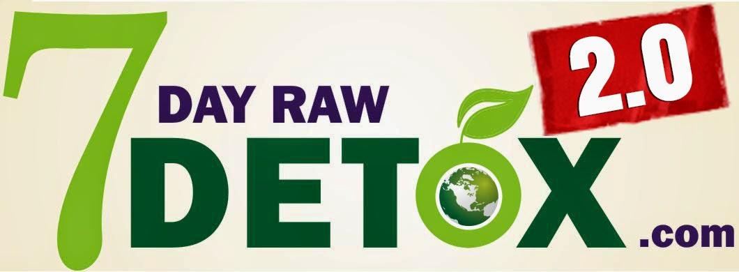 7 Day Raw Detox