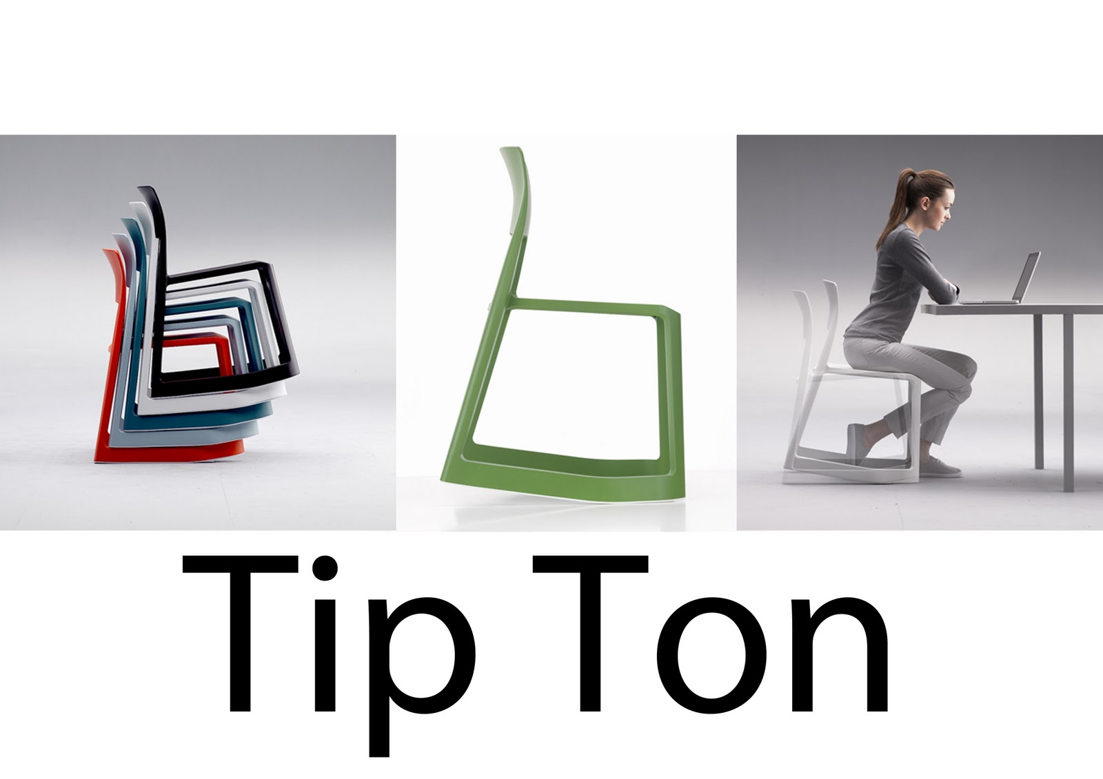 tip ton vitra tipping chairs images. Black Bedroom Furniture Sets. Home Design Ideas