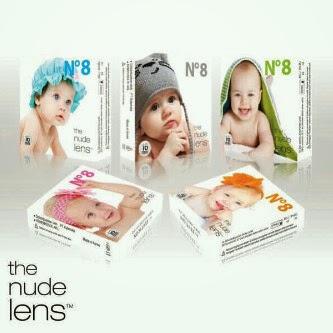 Jual Softlens Ice N8 Nude Lens Murah