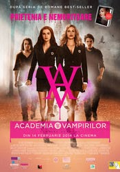 Vampire Academy (2014) Online